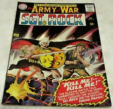 Our Army at War 163, (FN+ 6.5) 1966 The Viking Prince! 40% off Guide!