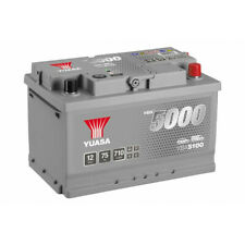 Batterie Yuasa Silver YBX5100 12v 75ah 710A Hautes performances