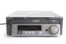 Sony J H3 HDCAM PAL NTSC HD SDI Digital Video Cassette Player W/ Firewire  J-H3