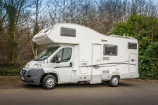 Fiat Campervans & Motorhomes with 2 6 Sleeping Capacity