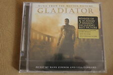 OST Gladiator - Hans Zimmer CD NEW & SEALED