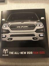 2019 DODGE RAM 1500 32-page Original Dealer Brochure