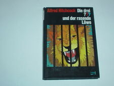 Die drei ??? Fragezeichen und der rasende Löwe - Alfred Hitchcock - 4.Auflage