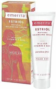 Emerita Estirol Natural Balancing Cream 4oz