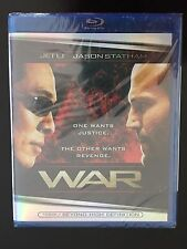 WAR BLU RAY 2007 WIDESCREEN STARRING JETLI , JASON STATHAM 1080P