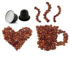 Love Caffè 80 Capsule comp. Nespresso - Tostatura Scura 100% Robusta Gusto Forte