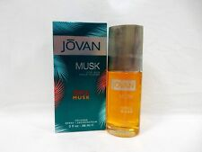 JOVAN TROPICAL MUSK FOR MEN COLOGNE SPRAY 3.0 OZ *NEW IN BOX*