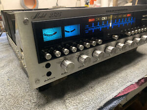 Marantz 2325 Receiver 125WPC Repaired, Recapped, Upgraded Phono, LEDs