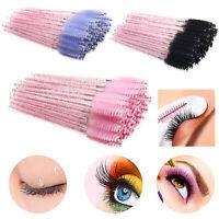 Disposable Mascara Wands Eyelash Extension Tool Eye Lash Brushes Makeup Kit USA