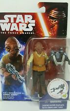 "Admiral Ackbar Star Wars Episode 7 VII The Force Awakens 3.75"" INCH"