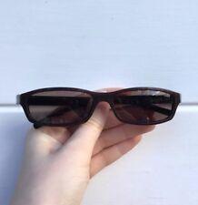 Womens Burberry Sunglasses With Box Brown Nova Check Rectangle Sunglasses