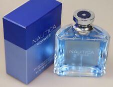 Nautica Voyage 100 ml Eau de Toilette EdT Spray alte Version mit Metallkappe