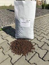 Lavamulch 8-16 mm rot-braun 25 Liter Sack (ca. 25 kg)
