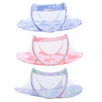 Infant Foldable Baby Mosquito Net Tent Mattress Cradle Bed Crib Canopy Netting
