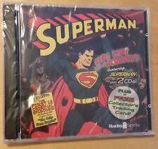 Superman Radio Show Spirits Up! Up! and Away!  CD DC Comics