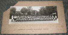 1929 Military Photograph - Aldershot Command Searchlight Tattoo 1929
