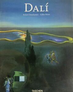 Lot Of 2 Hardcover Art Books Dali And Van Gogh Face To Face