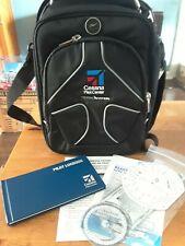 MYGOFLIGHT Cessna Pilot Center Edition Flight Bag PLC Lite Textron Aviation Bag
