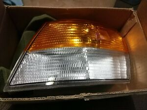NEW Aftermarket Pair of Saab 9000 Left and Right Corner Light E code Lens