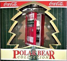 décoration noël COCA COLA ornaments cavanagh POLAR BEAR FRIDGE