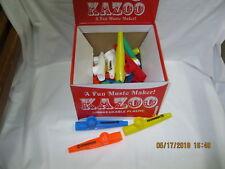 hohner kazoo pack 6 pack of kazoos kid kazoo party kazoo 6 pack