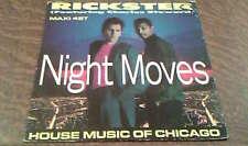 Maxi 45 tours Rickster ft Charle Steward - Night moves
