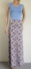 Viscose Summer/Beach Paisley Plus Size Dresses for Women