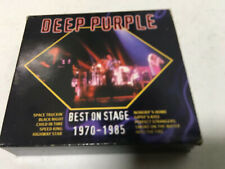 Deep Purple - Best On Stage 1970 - 1985 (3-CD Box, 1994 The Connoisseur)