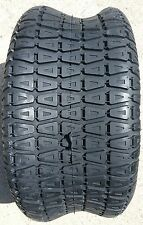 2 - (PAIR) 22x11.00-8  D-267 CTR Tread Mower Tires DS7091  22x11-8 22/11-8