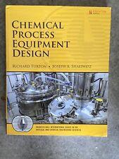 Chemical Process Equipment Design by Richard Turton and Joseph A. Shaeiwitz.