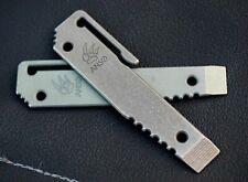 EDC Anso Knives PryBar 12 Bottle Opener Multi Tool Titanium Pocket Clip