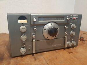 National HRO-50t Ham Radio Receiver  Parts/Repair clean