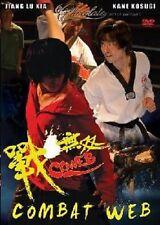 COMBAT WEB  -  Hong Kong Kung Fu Martial Arts Action movie DVD - NEW DVD