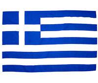 Fahne Griechenland Querformat 90 x 150 cm griechische Hiss Flagge Nationalflagge