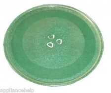 "DAEWOO Microwave Turntable GLASS PLATE 254mm 10"" BN"