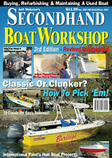 Secondhand Boat Workshop (3rd Edition). Reviews Haines Signature, Outboard Pods