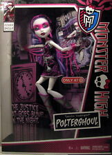 Monster High Power Ghouls Polterghoul Spectra Vondergeist Action Figure Doll NIP