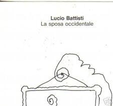 CD LUCIO BATTISTI - LA SPOSA OCCIDENTALE - 1990 PANELLA
