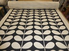 Designer Orla Kiely Sycamore Seed Fuchsia Cotton Curtain Upholstery Craft Fabric