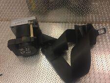 MERCEDES CLASE C W203 delantero derecho Cinturón Seguridad Lado Negro 2038600285