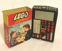 LEGO System *Box Only* 231 Esso Pumps / Sign Vintage 1950s Rare