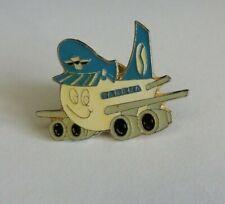 """VINTAGE  EARLY 1990's  """"SABENA AIR""""  Enamel Metal Lapel / Pin Badge"""