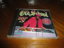 Old School Rap Volume 3 CD - DJ QUIK Biz Markie Young MC Tone Loc ICE-T