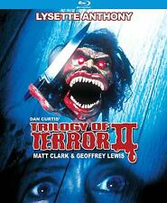 TRILOGY OF TERROR II 2 BLU-RAY | HORROR | LYSETTE ANTHONY | DAN CURTIS
