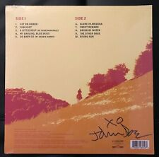 JOHN DOE the Westerner LP Signed & Autographed Art By Shepard Fairey X the Band