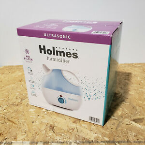 *NEW* Holmes Ultrasonic Warm and Cool Mist Portable Quiet Adjustable Humidifier