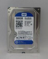 "Western Digital WD Blue 500GB Internal 7200RPM 3.5"" (WD5000AAKX) HDD - SATA"