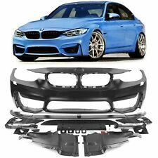 FRONT BUMPER FOR BMW F30 F31 11-15 SERIES 3 M3 LOOK PDC SPOILER BODY KIT