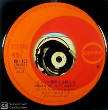 Jimmy Osmond 45 Japan Press Jimmy's The Happy Robbers I Found A Little Happiness