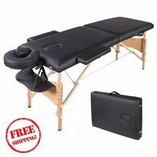 Massage Beds For Salons Spa Lashing Tattoo Portable Folding Adjustable Table